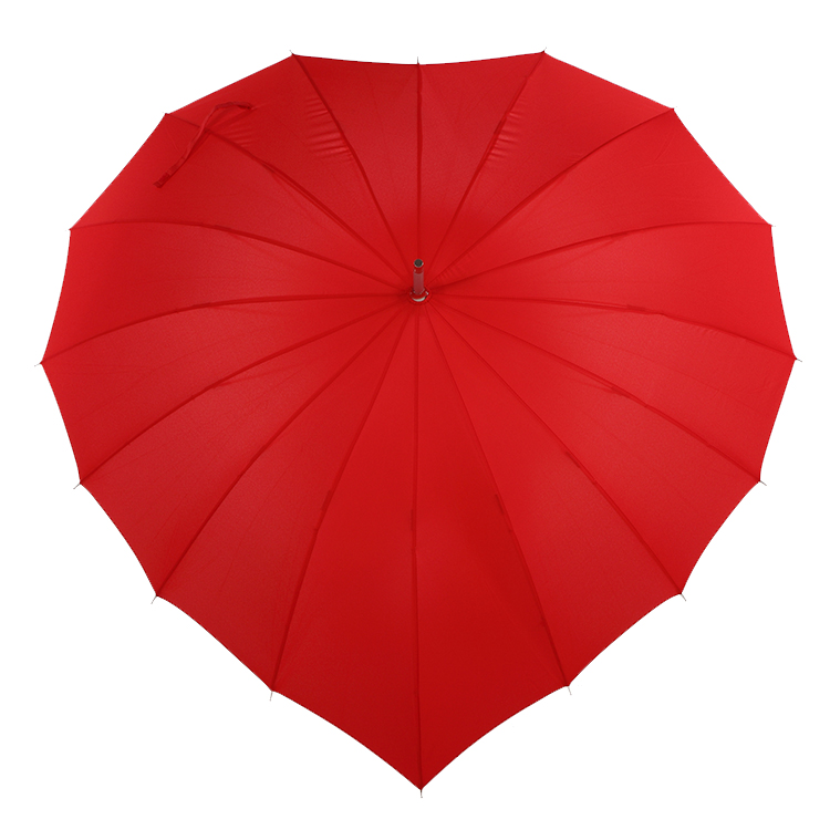 Umbrella - Heart Shaped