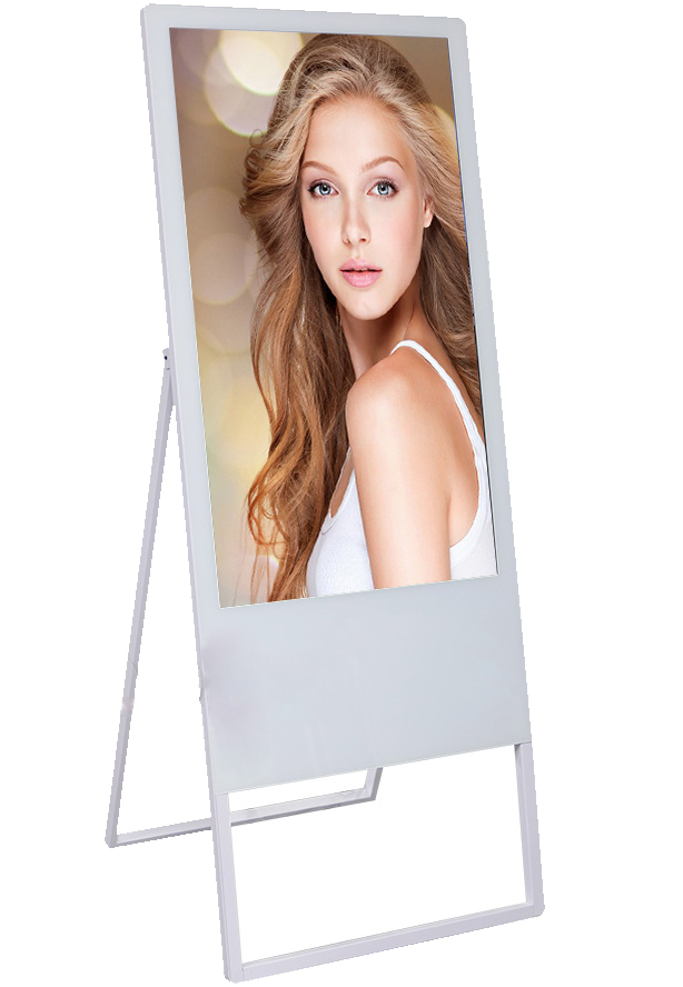 Banner  - LCD with Android media player