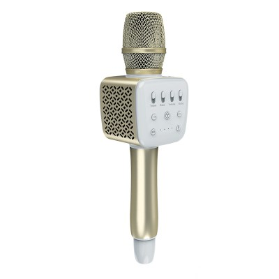 Portable Bluetooth Karaoke Mic