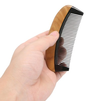 Comb - Sandalwood and Ox Horn