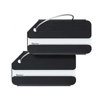 Luggage Tag - Aluminium