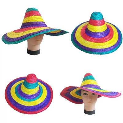 Good-quality-sombrero-mexican-straw-hat (1)