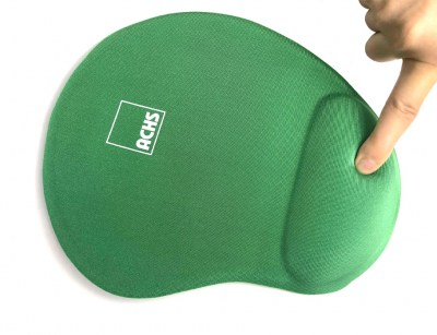 Green-Gel-wrist-rest-mouse-pad-PU