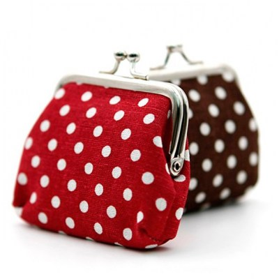 Coin Purse - Canvas