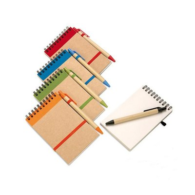 Pad - Eco Jotter with Pen