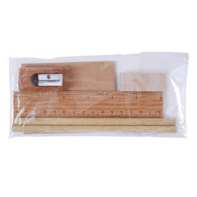 Stationery Set - Bamboo
