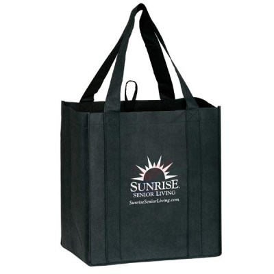 Non-woven-promotional-tote-shopping-bags-with