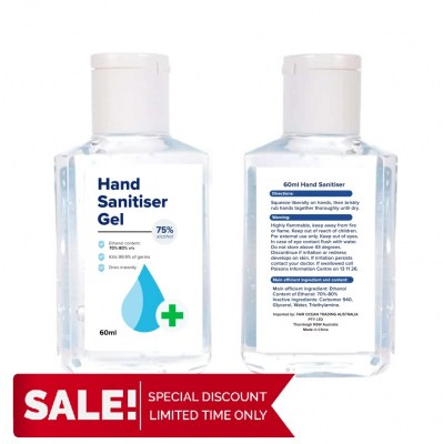 Hand Sanitiser - 60ml