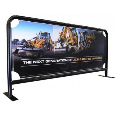WELDON-Customized-PVC-Cafe-Barrier-For-Advertising3