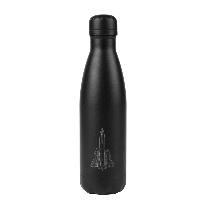 Bottle - Brushed Stainless Steel